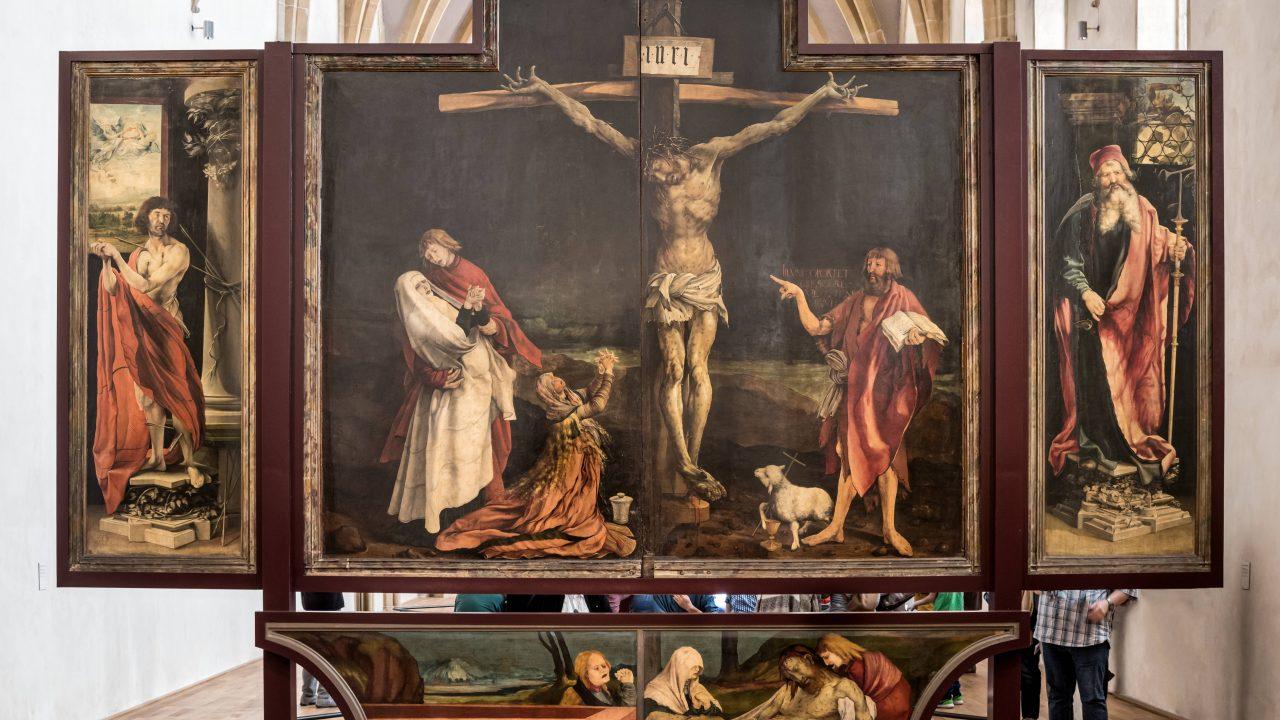 A szent keresztfa