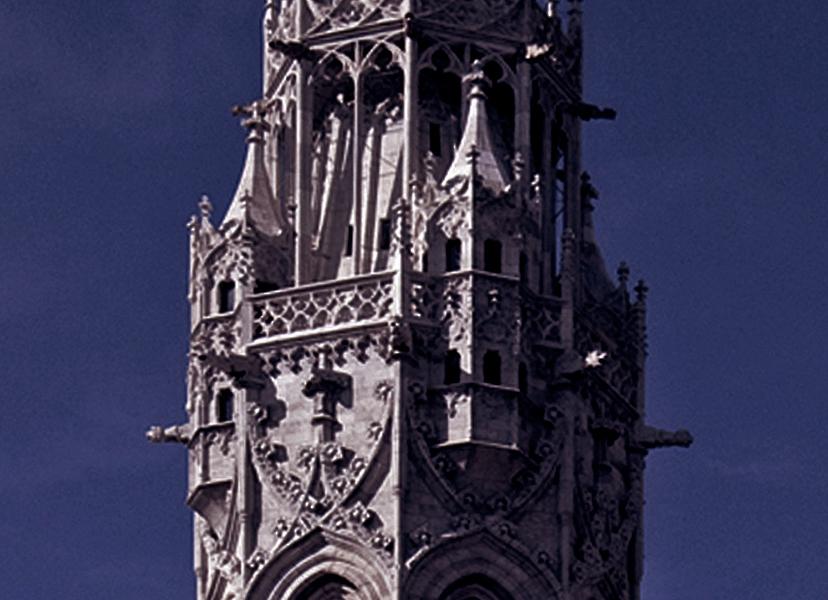 A Mátyás templom erkélye - Magyar Nemzeti Digitális Archívum és Filmintézet, CC BY-NC-ND