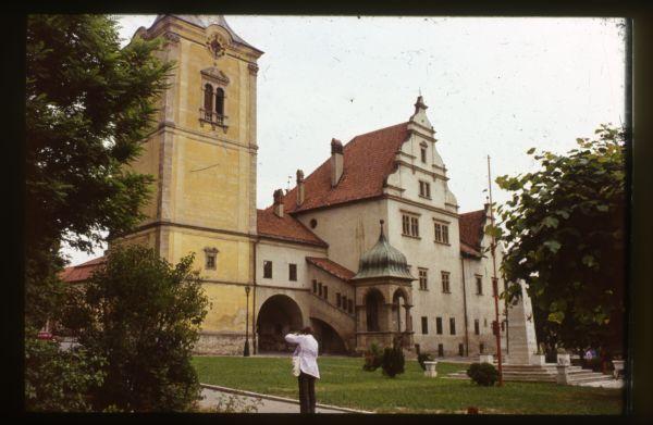 Skoflek István dia képei - Kuny Domokos Múzeum, CC BY