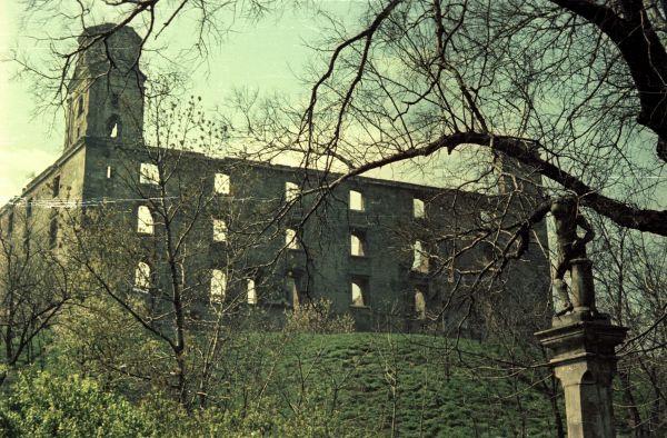 A pozsonyi vár - Fortepan, CC BY-SA