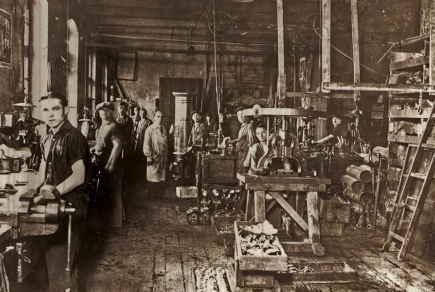 Hirmann Ferenc fémöntöde - Magyar Kereskedelmi és Vendéglátóipari Múzeum, CC BY-NC-ND