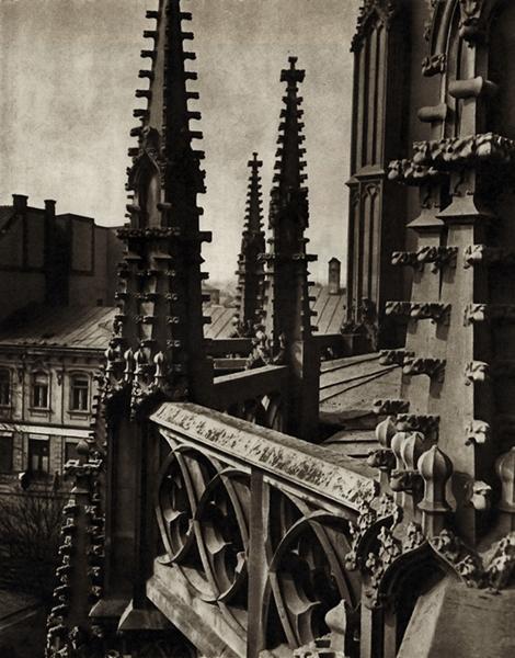 A kassai dóm tetőelemei - Kuny Domokos Múzeum, CC BY