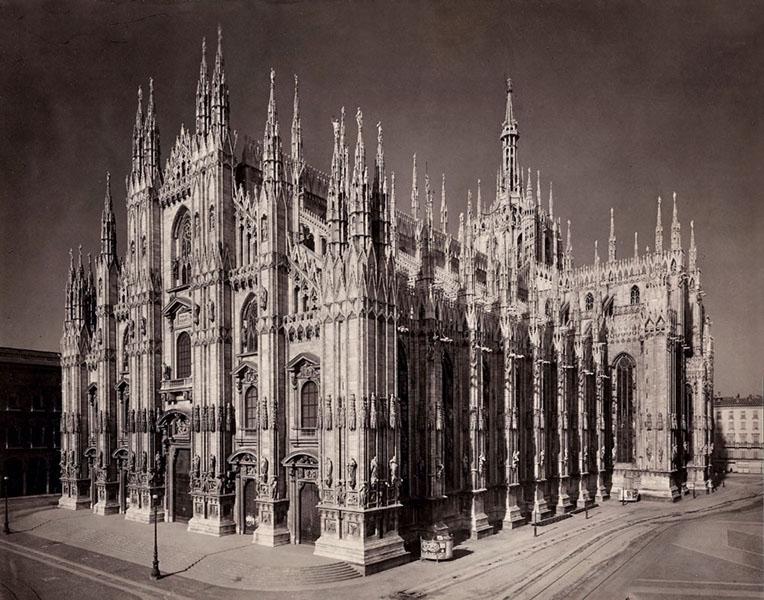A milánói dóm - Kuny Domokos Múzeum, CC BY