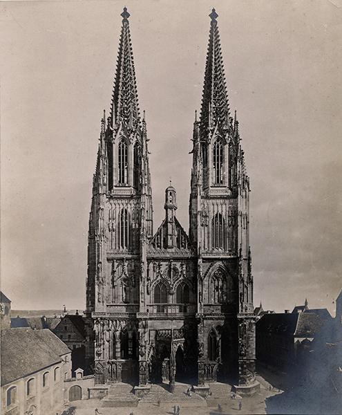 Regensburgi Szent Péter-katedrális - Kuny Domokos Múzeum, CC BY