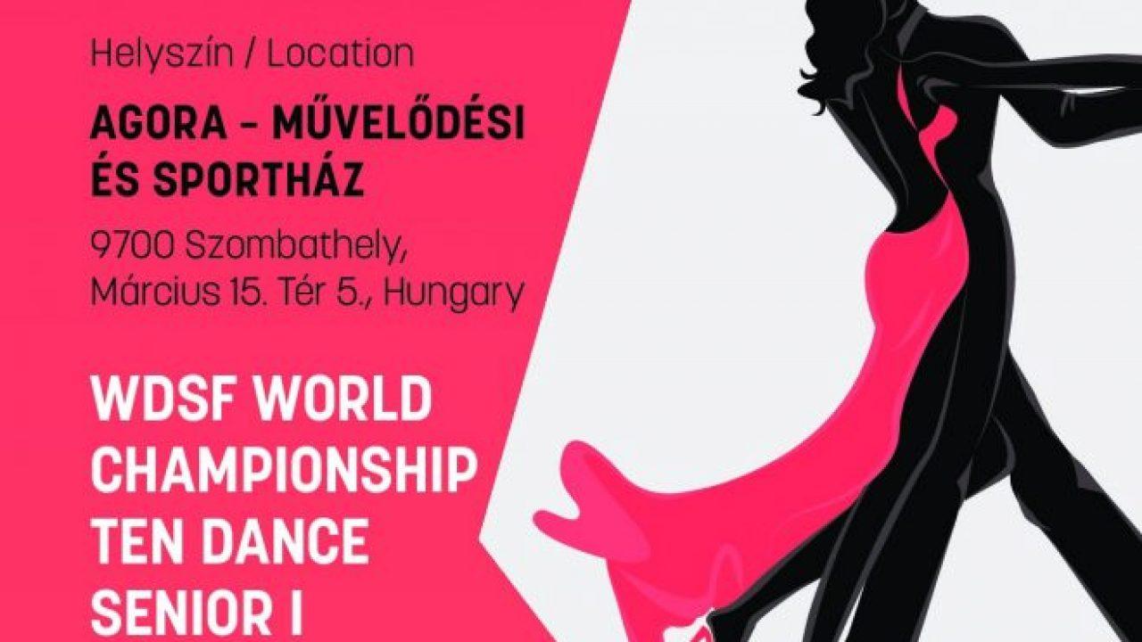 23 ország 53 párosa az 54. Savaria Nemzetközi táncversenyen