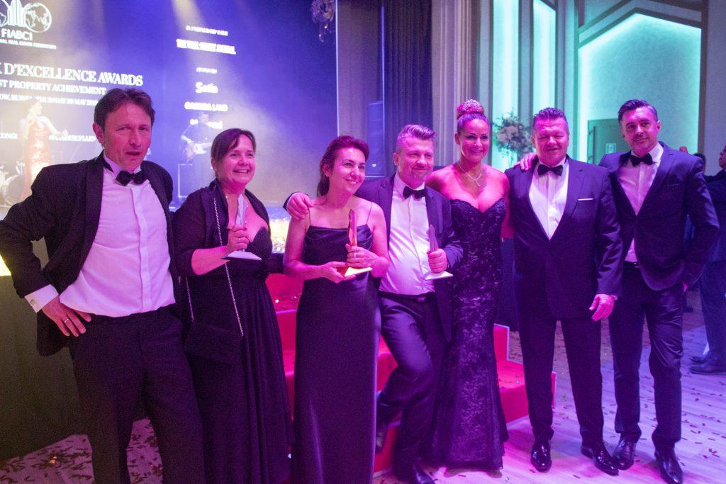 A FIABCI World Prix d'Excellence magyarországi díjazottjai