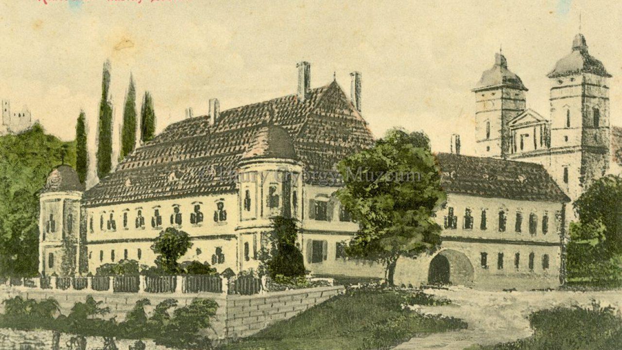 Előbb a vár, majd a kastély lett oda, de a templom megmaradt