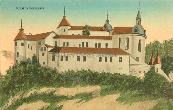 Krasznahorka vára - Thúry György Múzeum, CC BY-NC-ND