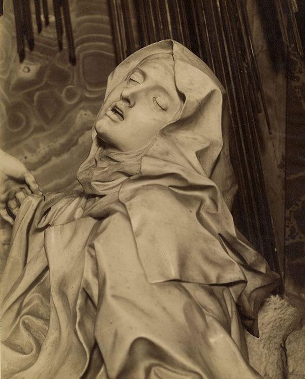 Révhelyi Elemér képei -  Szent Teréz eksztázisa - Kuny Domokos Múzeum, CC BY