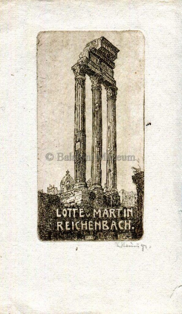 Lotte u. Martin Reichenbach - Balatoni Múzeum, CC BY-NC-ND
