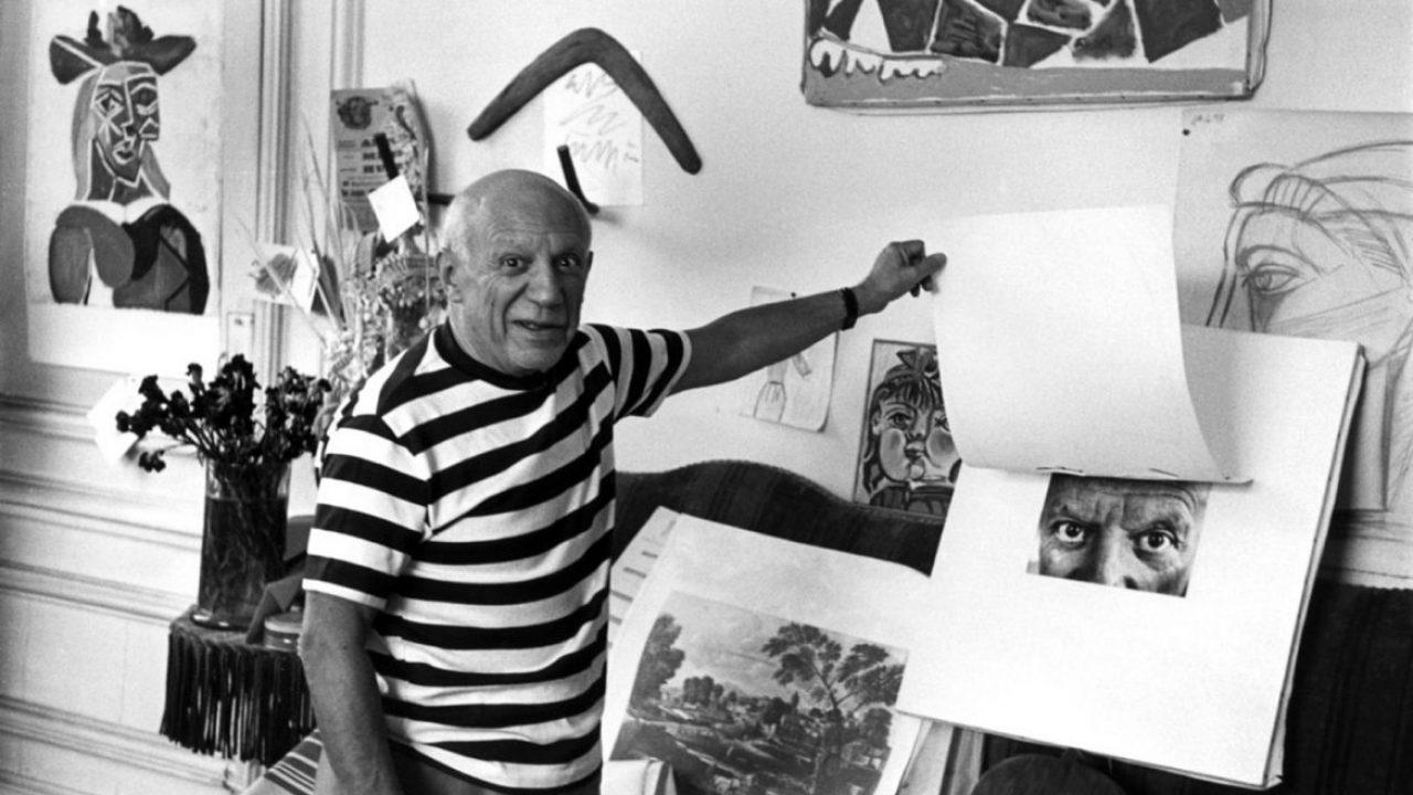 Picasso az elsők között ismerte fel a fénykép hatalmát