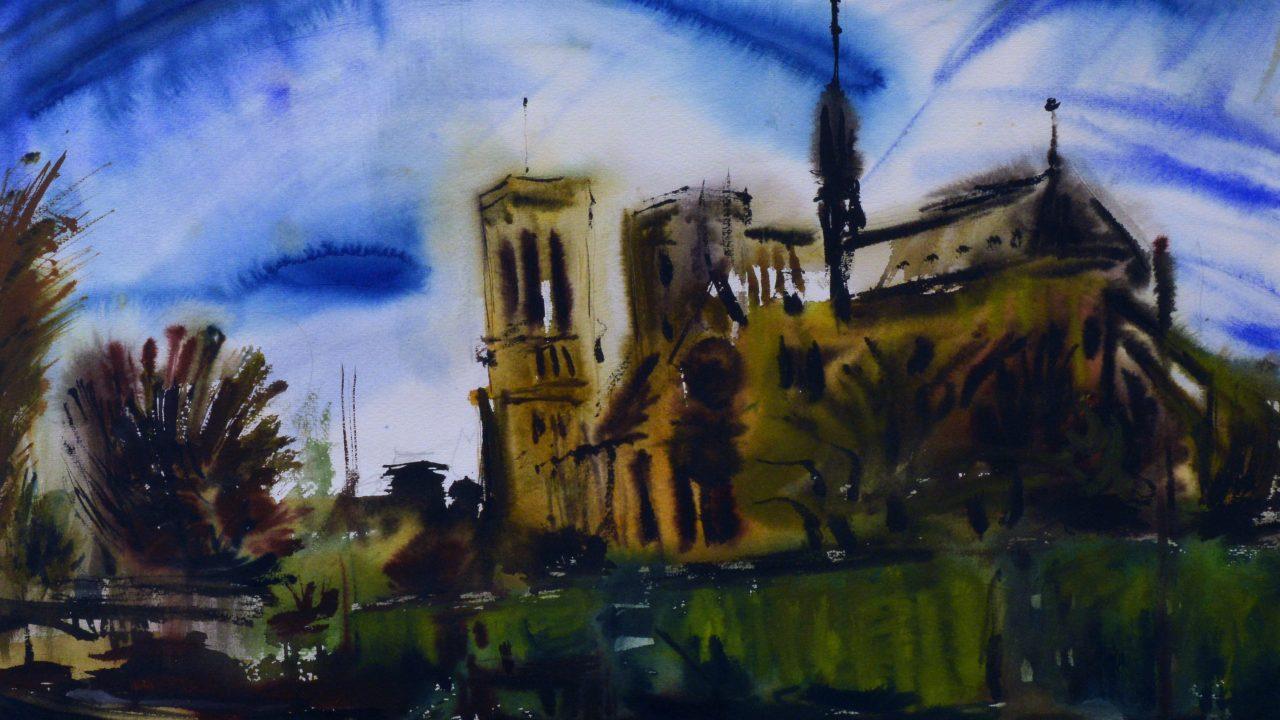 Eugene Viollet-le-Duc tornya, vagy valami egészen más