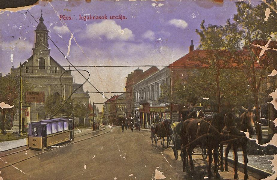 Irgalmasok utcája - Tóth Tibor Endre, PDM