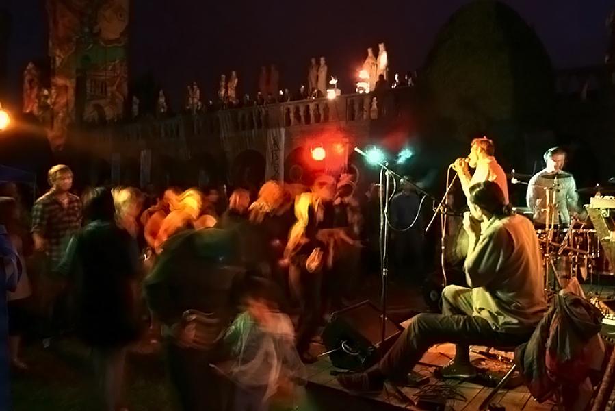 Korai Öröm koncert - Városi Képtár Deák Gyűjtemény Székesfehérvár, CC BY-NC-ND