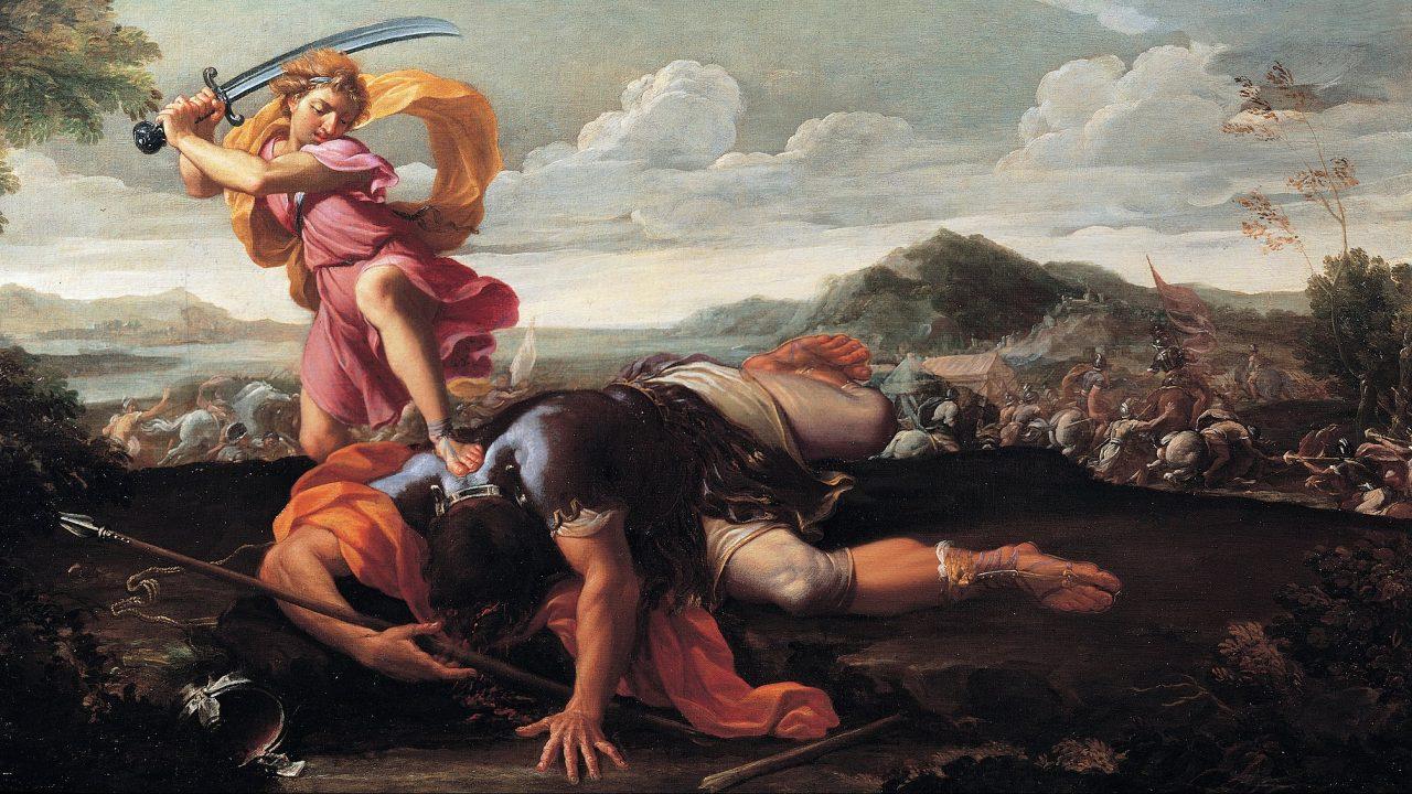 Dél-Európából indult el a Dávid által legyőzött Góliát népe