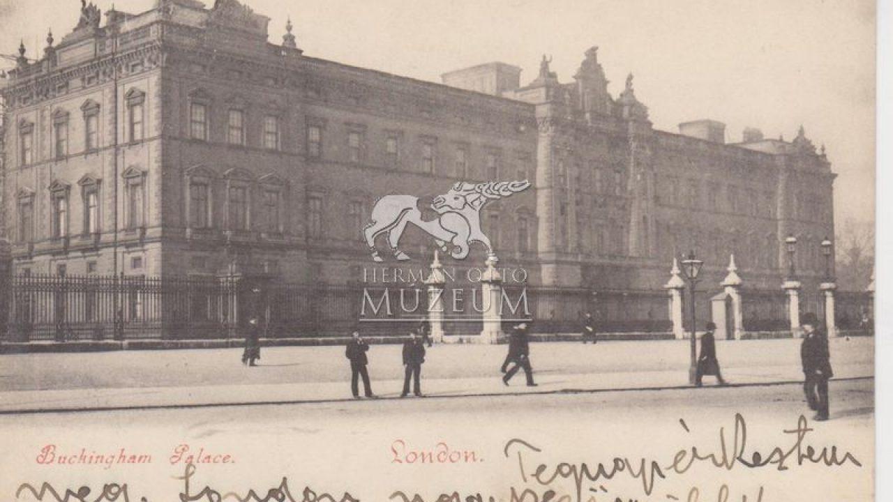 Kivetítések és hologramok segítségével elevenedik meg 19. századi formájában Buckingham-palota