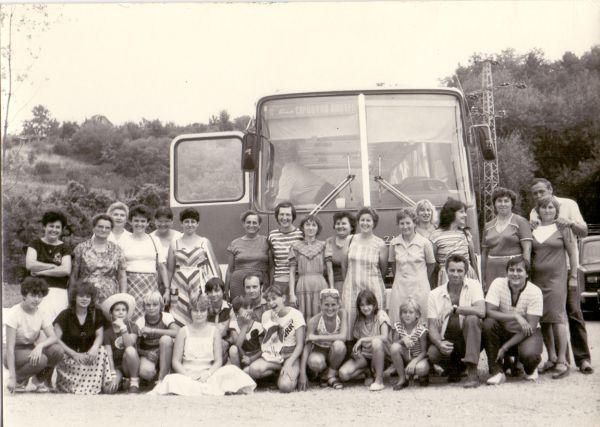Tisza Cipőgyári kirándulás: Eger, Szépasszonyvölgy - Martfű Városi Művelődési Központ és Könyvtár, CC BY-NC-ND