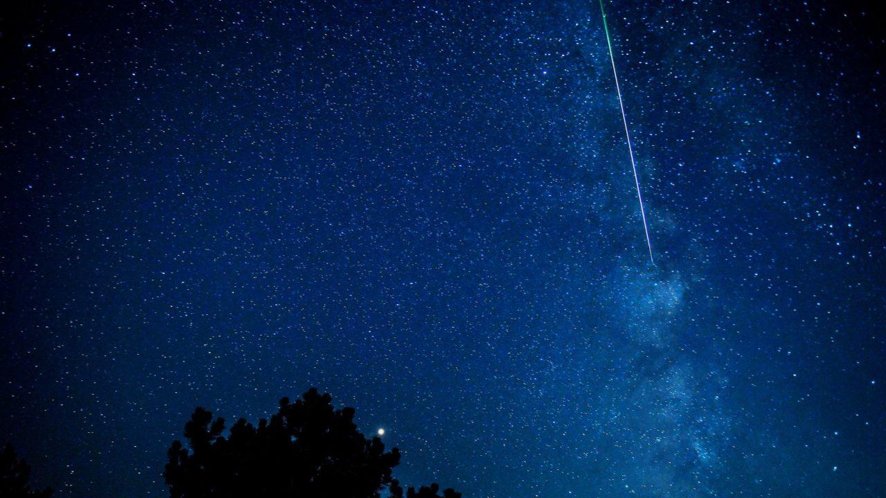 Inkább a hajnali órákban érdemes kimenni hullócsillagokat számlálni