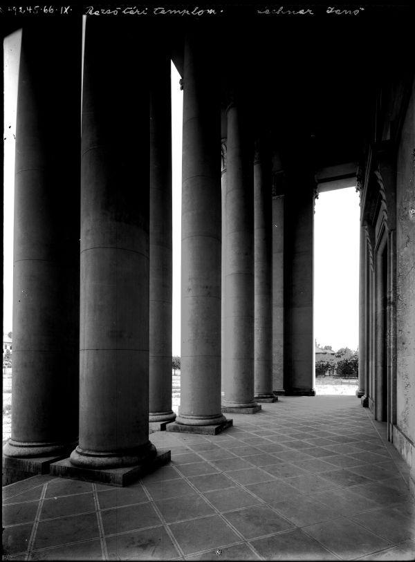 Magyarok Nagyasszonya Templom - Budapest, Tisztviselőtelep - Magyar Ferences Könyvtár, CC BY