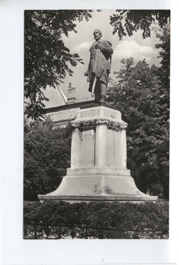 Kossuth-szobor, Hódmezővásárhely - Magyar Fotográfiai Múzeum, CC BY-NC-ND
