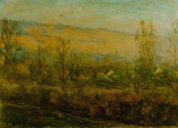 Őszi táj - Rippl-Rónai Megyei Hatókörű Városi Múzeum, CC BY