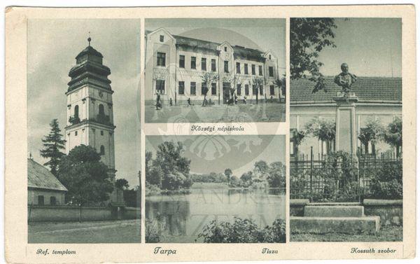 Tarpa - Jósa András Múzeum, CC BY-NC-ND
