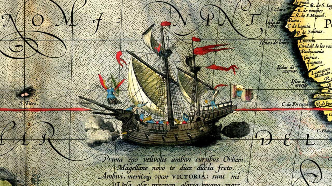 A sánta admirális és az ő földkerülő útja