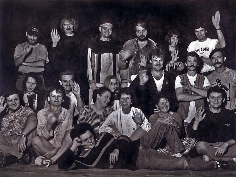 Stáb 1995 - Kapolcsi Kulturális és Természetvédelmi Egylet, CC BY-NC