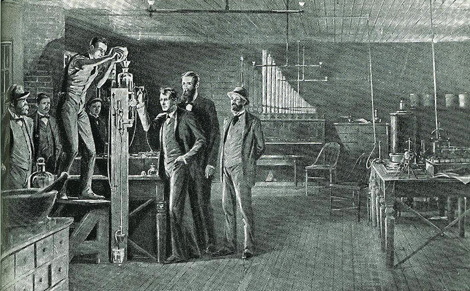 Edison - Szendrői Könyvtár - MKVM, CC BY-NC-ND