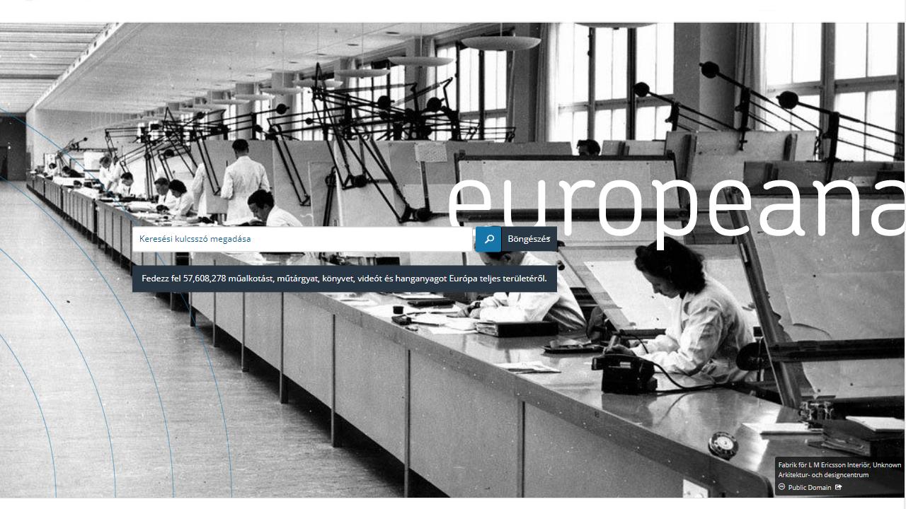 Digitális Európa program – támogassa válaszával kulturális örökségünk digitális megőrzését
