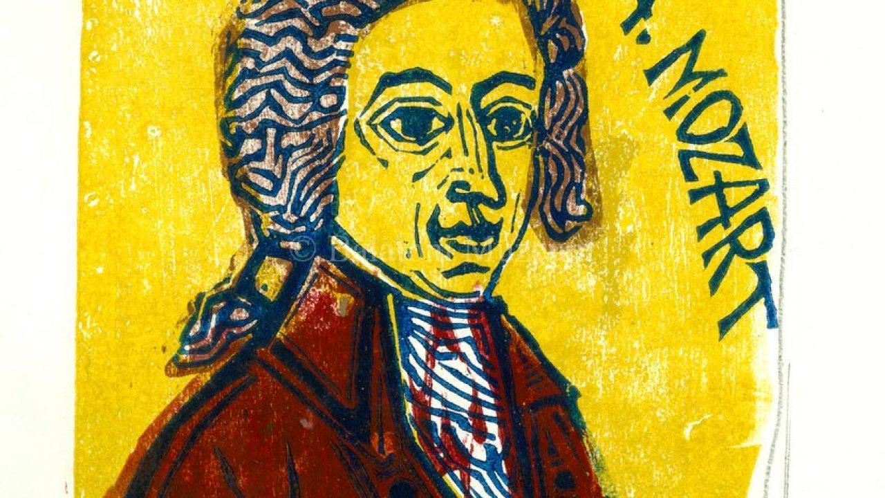Két Mozart-menüett a kalapács alatt