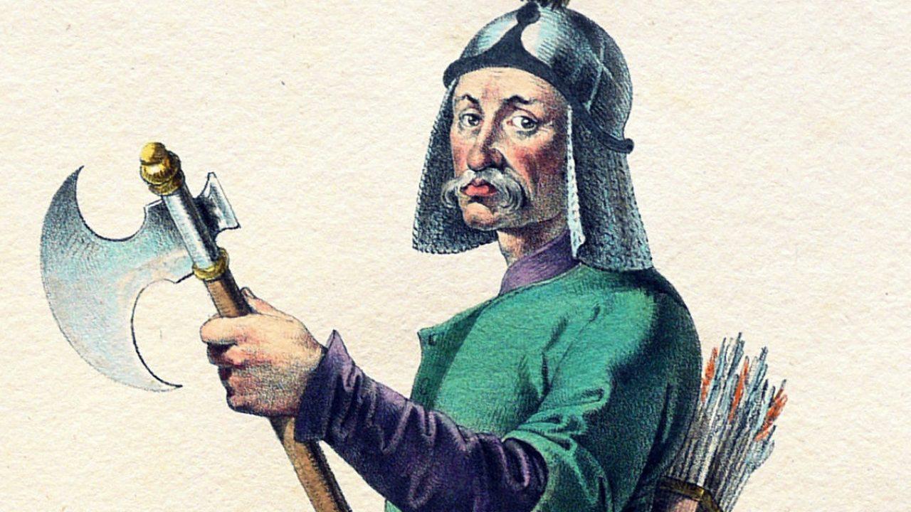 Akinek a bizánci császár volt a keresztapja