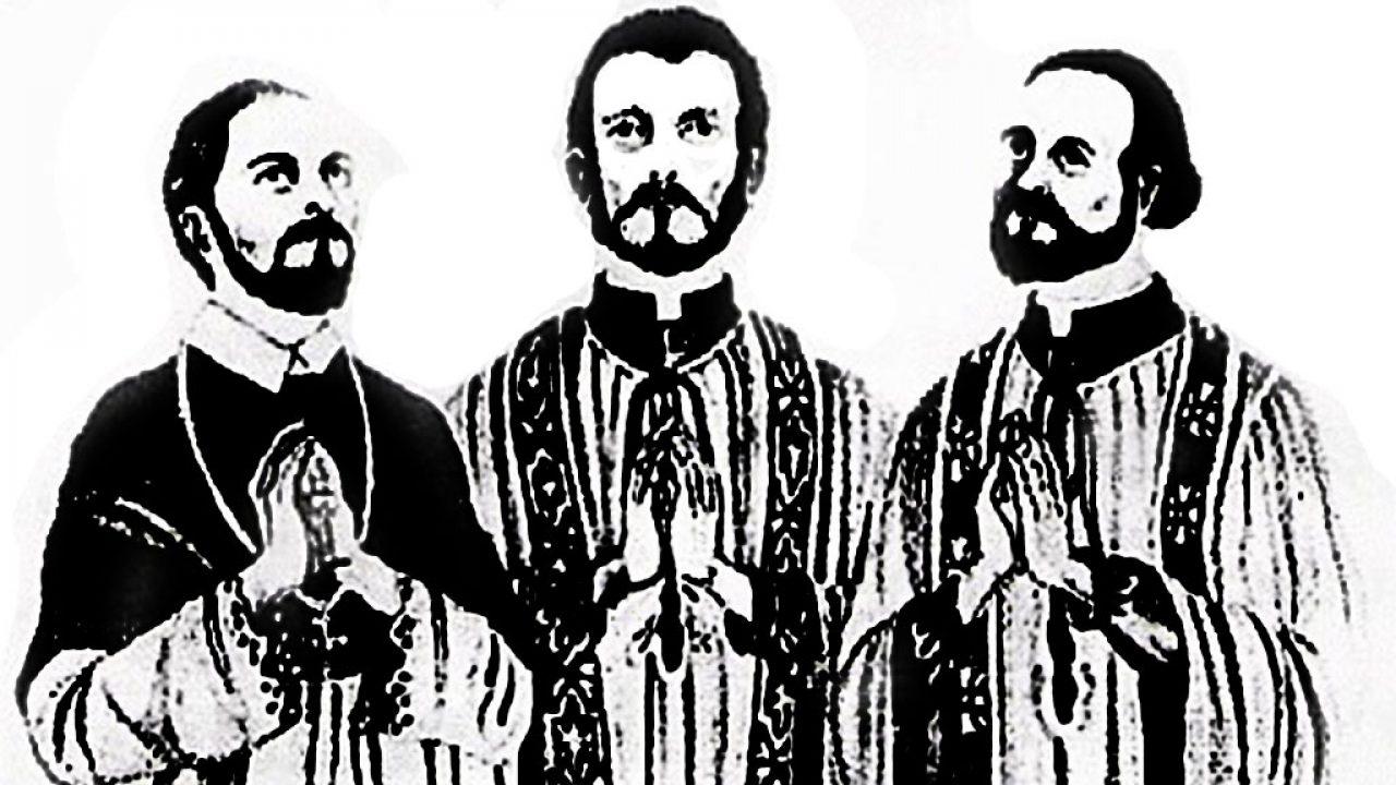 Nem tartották be a megállapodást és halálra kínozták a három papot