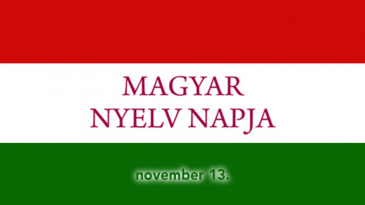 1844. november 13-án lett hivatalos nyelv a magyar