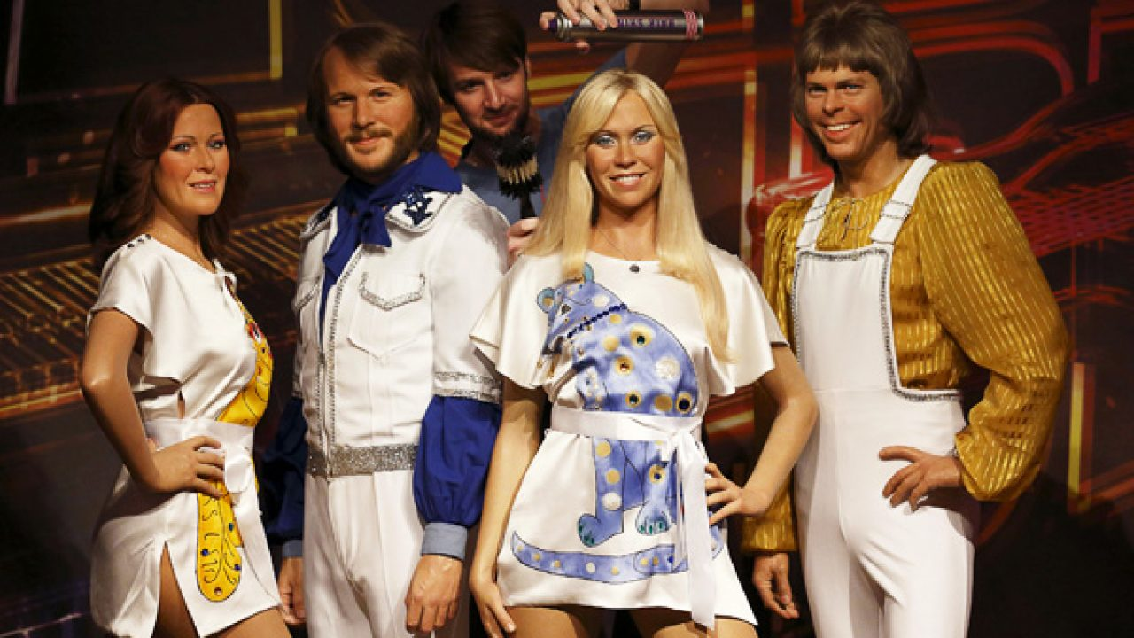 ABBA: Super Troupers The Exhibition Londonban
