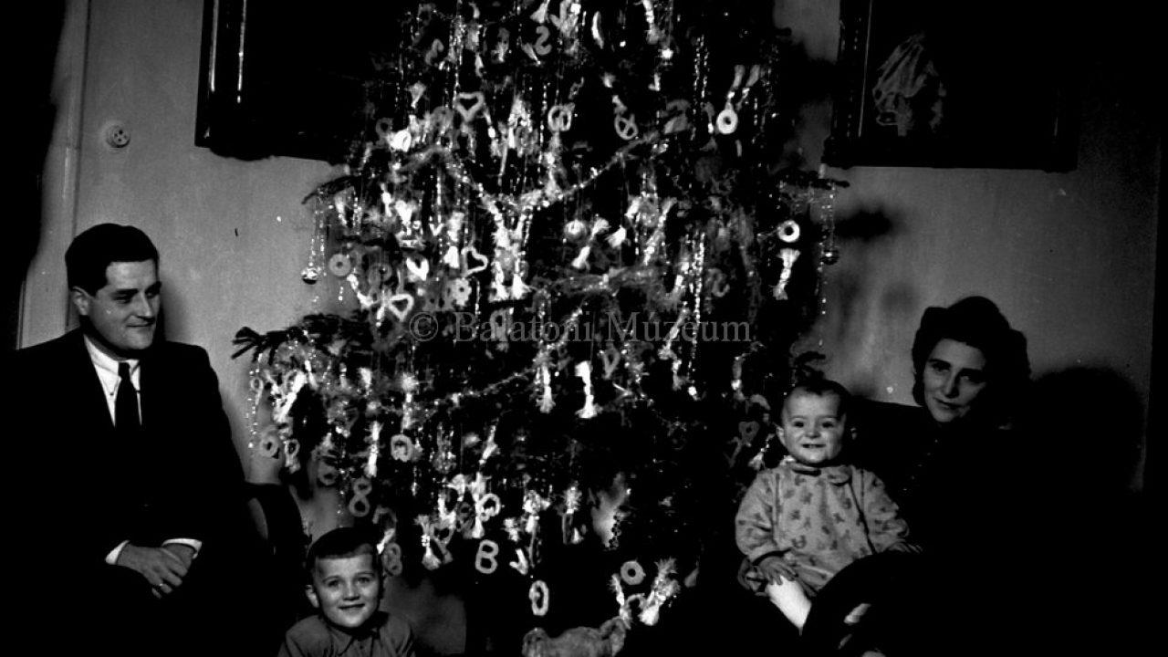 Kiállítás a 20. század Karácsonyairól