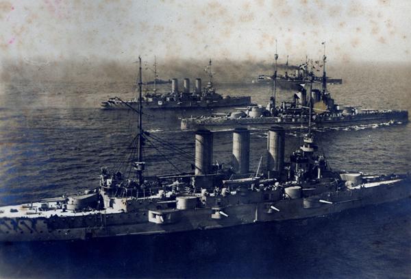 S.M. Kriegsflotte - Őfelsége hadiflottája - Magyar Ferences Könyvtár, CC BY