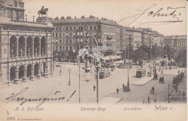 Képeslap - Wien - Herman Ottó Múzeum, CC BY-NC-ND