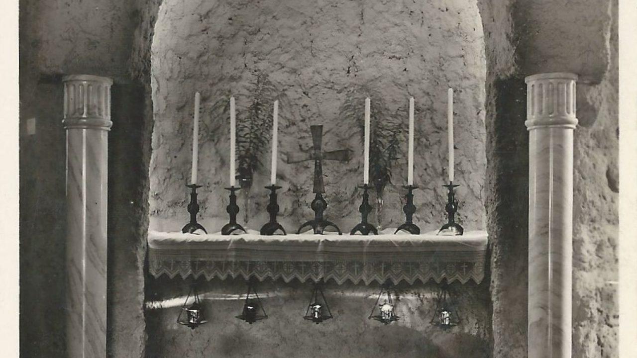 Kiss páter Betlehemben