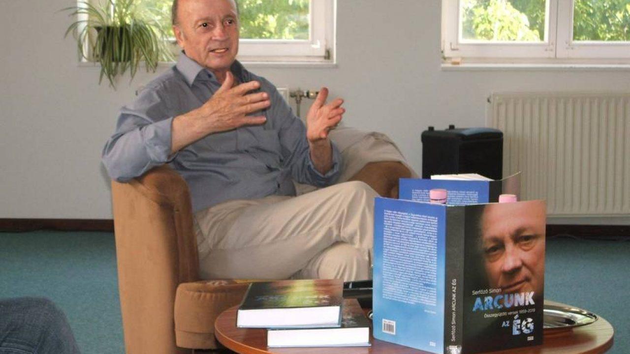 Serfőző Simon kötete lett az év legjobb könyve