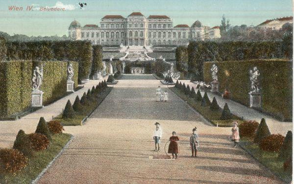 Wien IV. - Belvedere - MKVM, CC BY-NC-ND