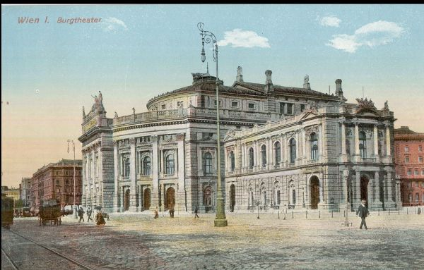 Wien I - Burgtheater - MKVM, CC BY-NC-ND