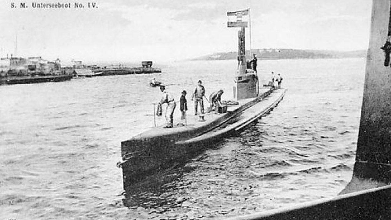 Az 1916-os év megpróbálta a hajót is, a legénységet is
