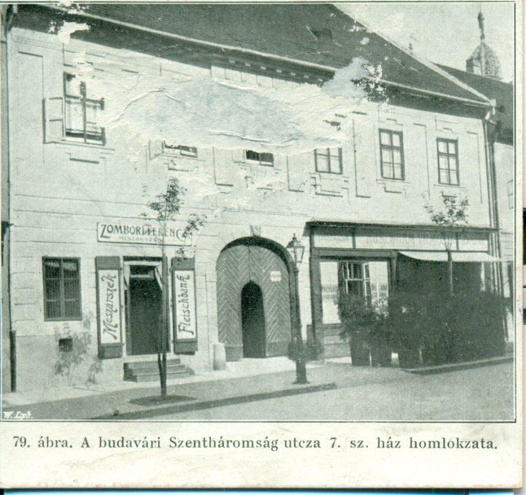 Ruszwurm Cukrászda - MKVM, CC BY-NC-ND
