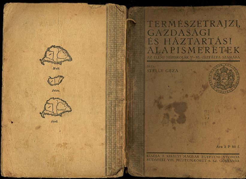 Természetrajzi alapismeretek az 1920-as évekből- Szendrői Közművelődési Központ és Könyvtár, PDM