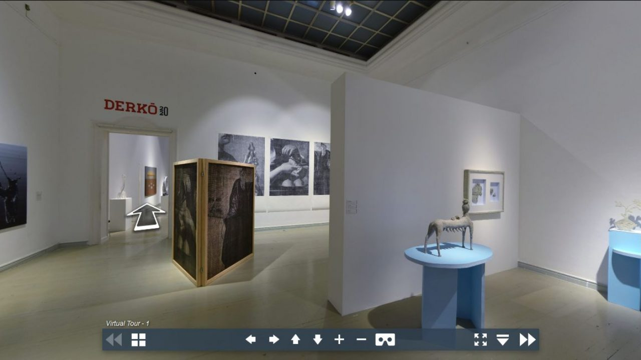 Virtuális séta a Derkó 2020 kiállításon