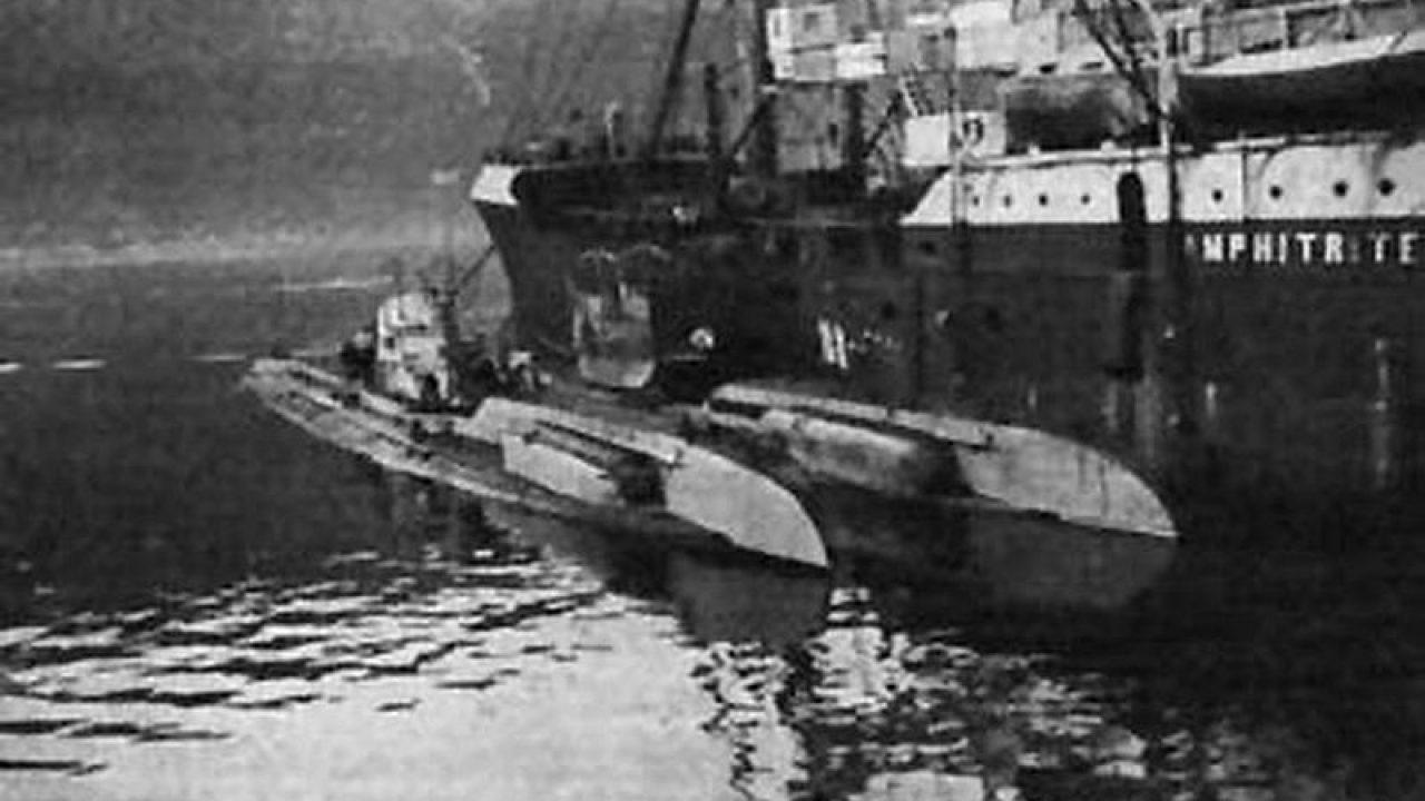 Az U 47-est lerohanták