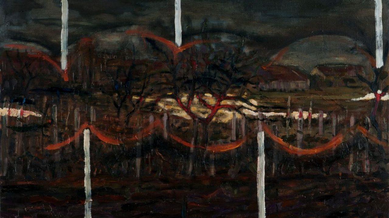 Kiállítás online, és a galéria ablakaiba rendezve