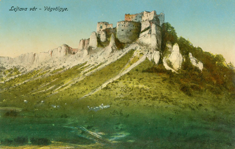 A zsolnalitvai vár - Thúry György Múzeum, CC BY-NC-ND