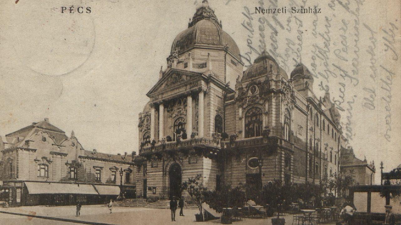 Online próbálnak a Pécsi Nemzeti Színház művészei